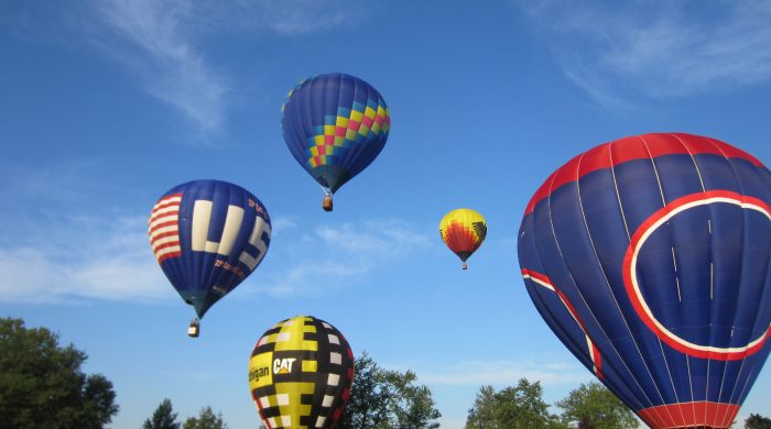 Angola Balloons Aloft Hot Air Balloons