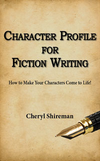 Character Profile for Fiction Writing